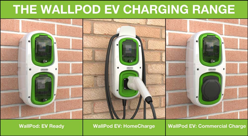 Rolec-The-WallPod-EV-Charging-Range